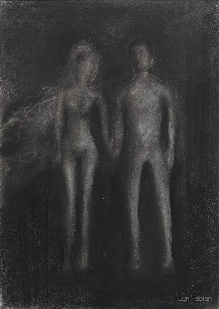 Adam and Eve by Lyn Fabian