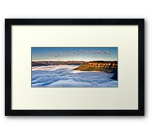 More Cotton Wool Framed Print