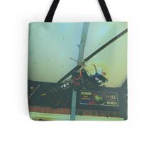 HTL Sioux Helicopter Tote Bag