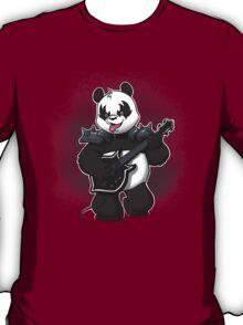 Heavy Metal Panda T-Shirt