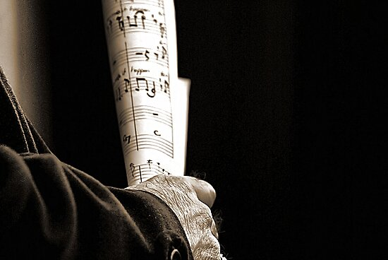 Music Happens by Paul Louis Villani