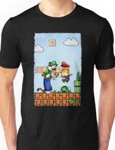 Super Calvin & Hobbes Bros. Unisex T-Shirt