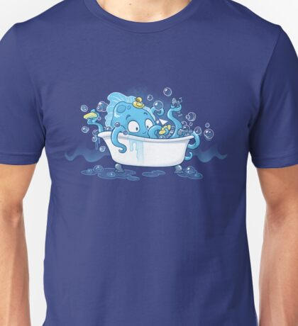 Kracken Bath Unisex T-Shirt