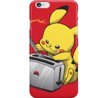 Pika Toast iPhone Case/Skin