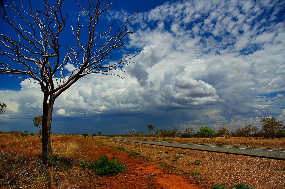 Storm ahead WA. by matthew maguire