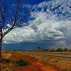 Storm ahead WA. by matthew maguire