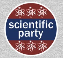 scientific party by Paul Simms