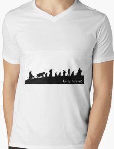 The Little Bastards Mens V-Neck T-Shirt
