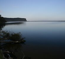 Durras Lake NSW by amanwithapan