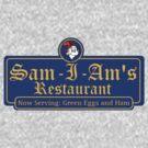Sam-I-Am's by Paul Simms