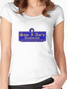 Sam-I-Am's Women's Fitted Scoop T-Shirt