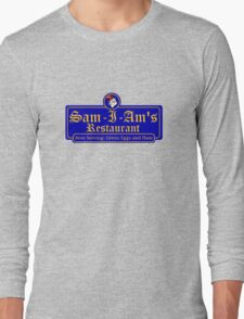 Sam-I-Am's Long Sleeve T-Shirt