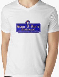 Sam-I-Am's Mens V-Neck T-Shirt