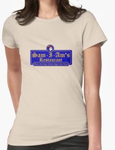 Sam-I-Am's Womens Fitted T-Shirt