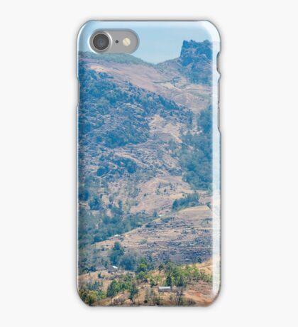 Timor Leste Highlands 2 iPhone Case/Skin