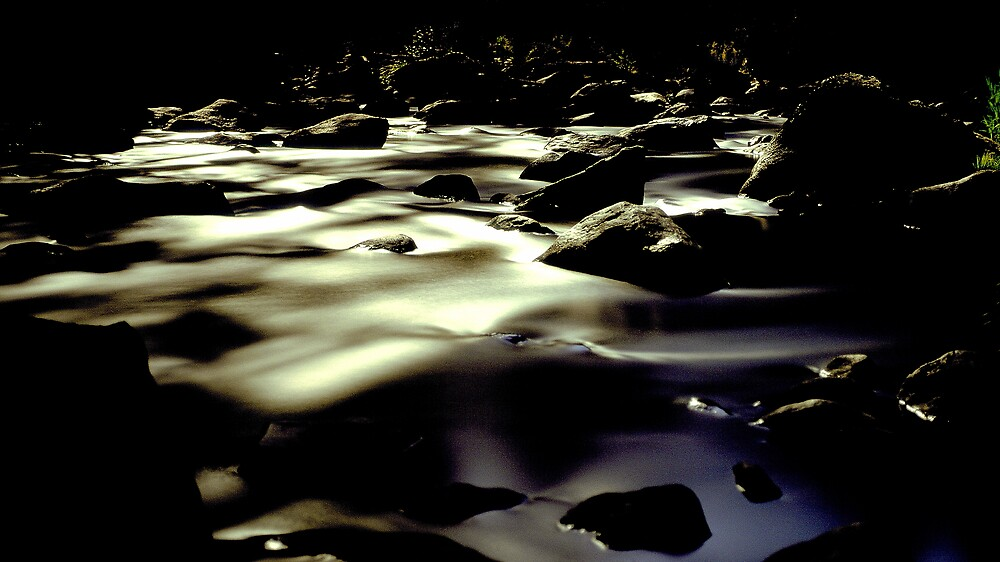 moonlit river by matthew maguire