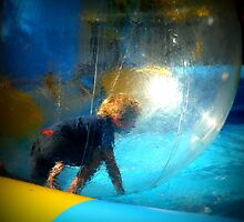 The Boy in a Bubble by Ben Loveday