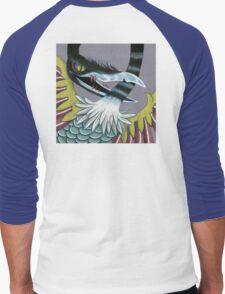 Snip Men's Baseball ¾ T-Shirt