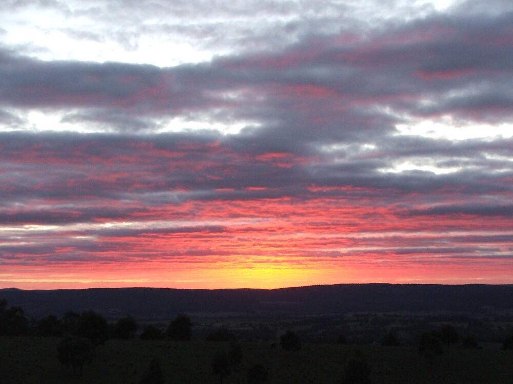 sunrise by simonsinclair