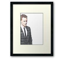 Thomas William Hiddleston Framed Print