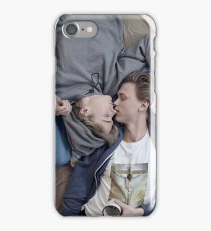 EVAK KISS iPhone Case/Skin