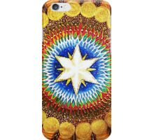 Mandala : Harvest iPhone Case/Skin