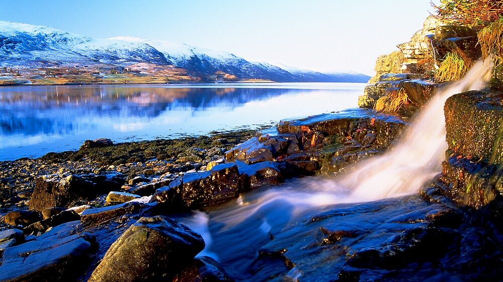 Loch Broom,Scotland by matthew maguire
