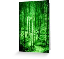 Trees - JUSTART © Greeting Card
