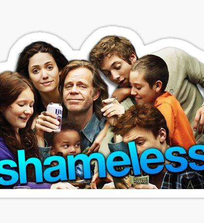 SHAMELES Netflix tv show characters Sticker