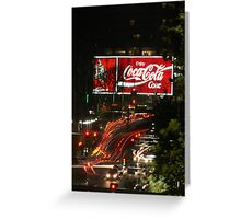 Red Light Fever Greeting Card