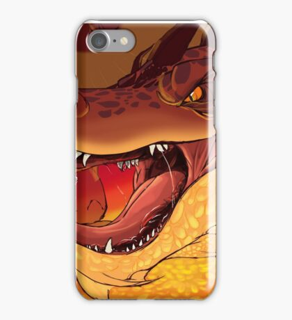Greed's Roar iPhone Case/Skin