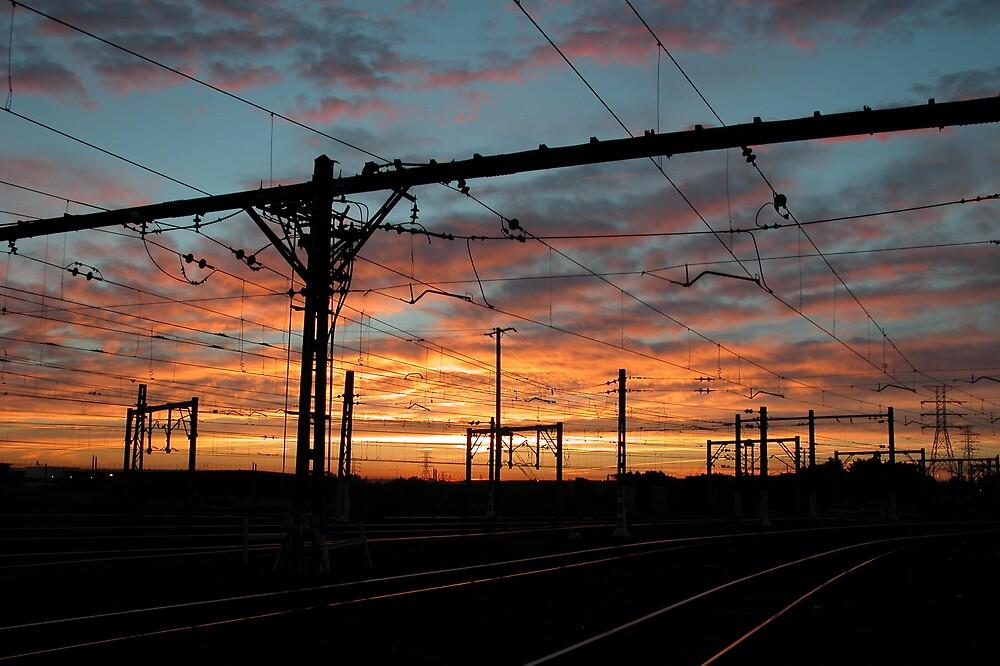 Sunrise on Rail by RailDen