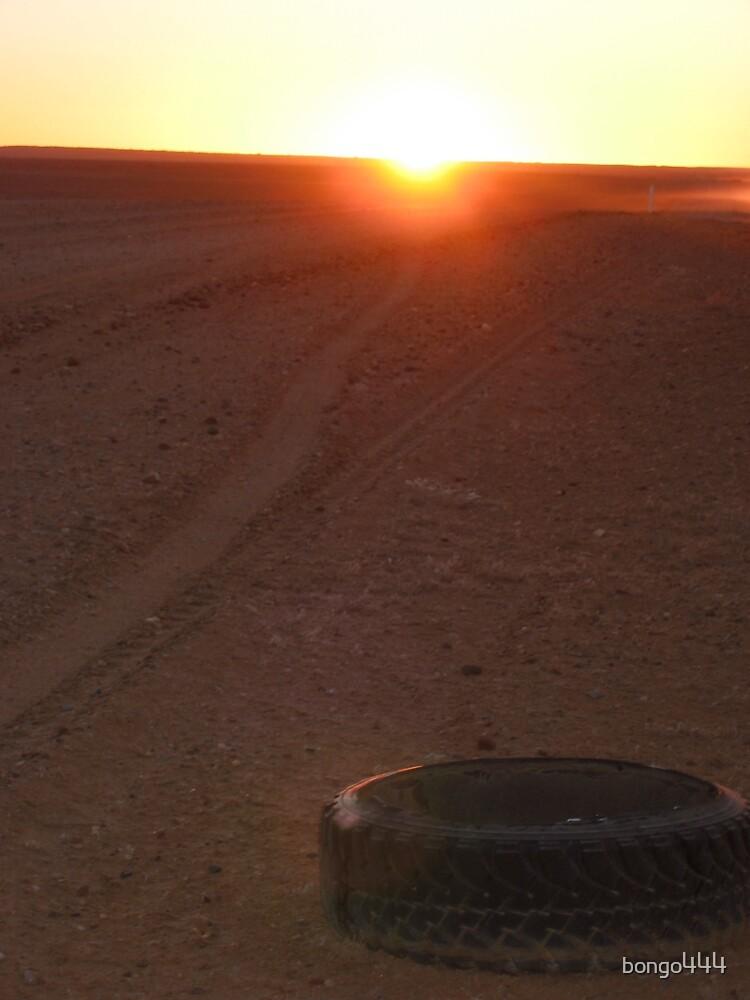 Tyre Sunrise by bongo444