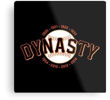 Giant Dynasty Metal Print