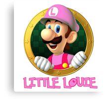 Little Louie- Luigi Canvas Print