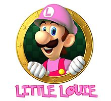 Little Louie- Luigi Photographic Print