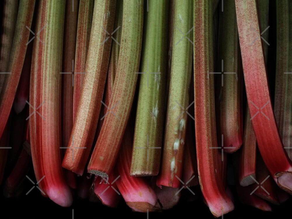 Rhubarb, Rhubarb, Rhubarb by Yampimon