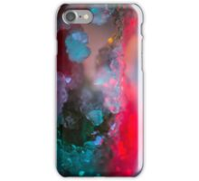 Details of Growing Colorful Crystals iPhone Case/Skin