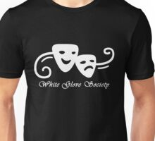 White Glove Society Logo  Unisex T-Shirt