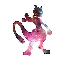 Mewtwo used Psystrike Photographic Print