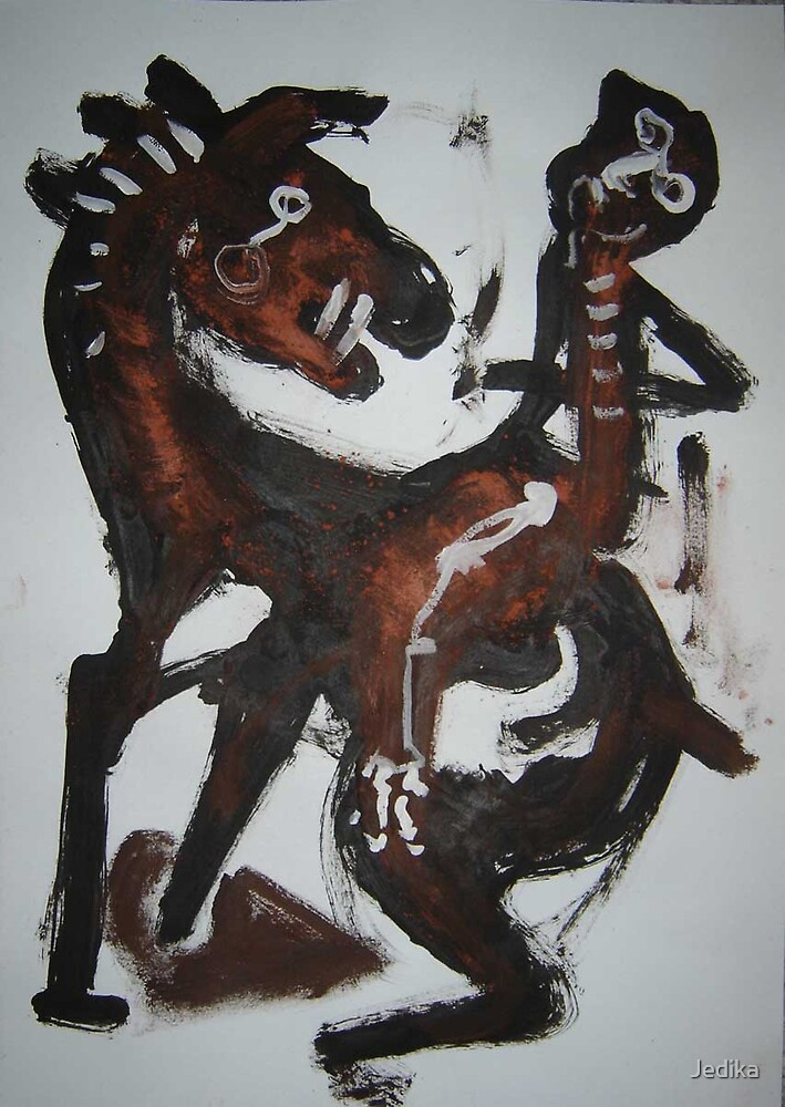 Horseman series 1 by Jedika
