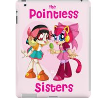 The Pointless Sisters iPad Case/Skin
