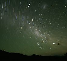 Star gazing by bevan