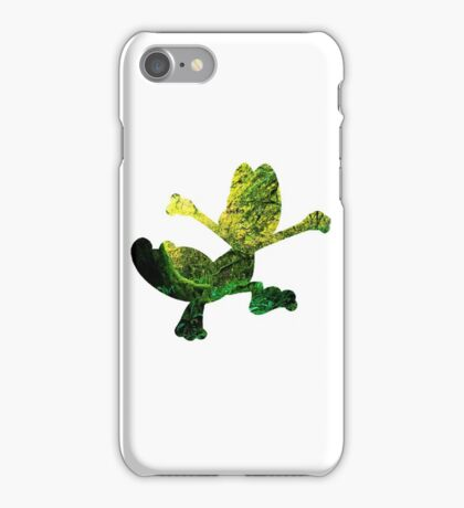 Treecko used Grass Knot iPhone Case/Skin
