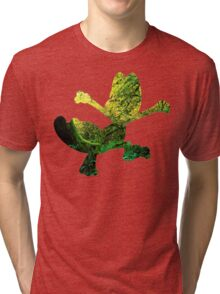 Treecko used Grass Knot Tri-blend T-Shirt