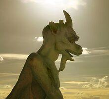 Gargoyle by Katos17