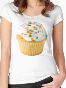Cupcake Women's Fitted Scoop T-Shirt