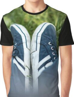 Hipster Shoe Tee Graphic T-Shirt