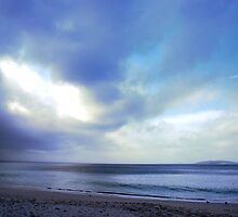 Storm over Murray's Beach by Katos17