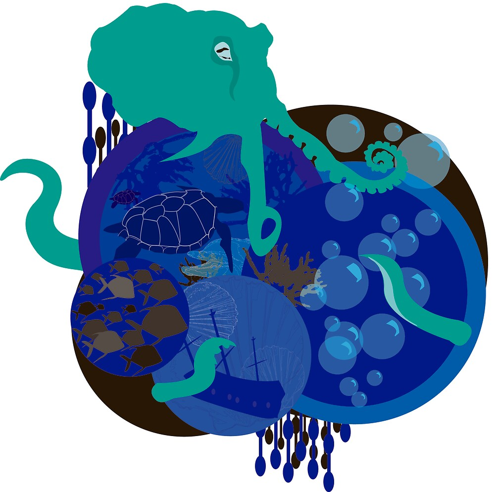 Deep Sea by kgittoes